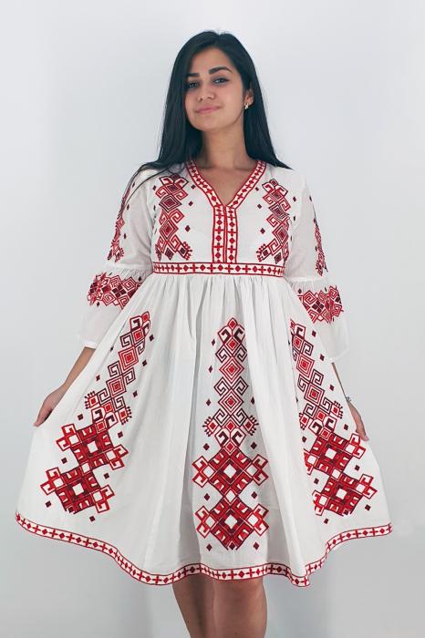 Rochie Traditionala Fiorela 12