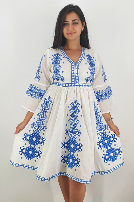 Rochie Traditionala Fiorela 13 2