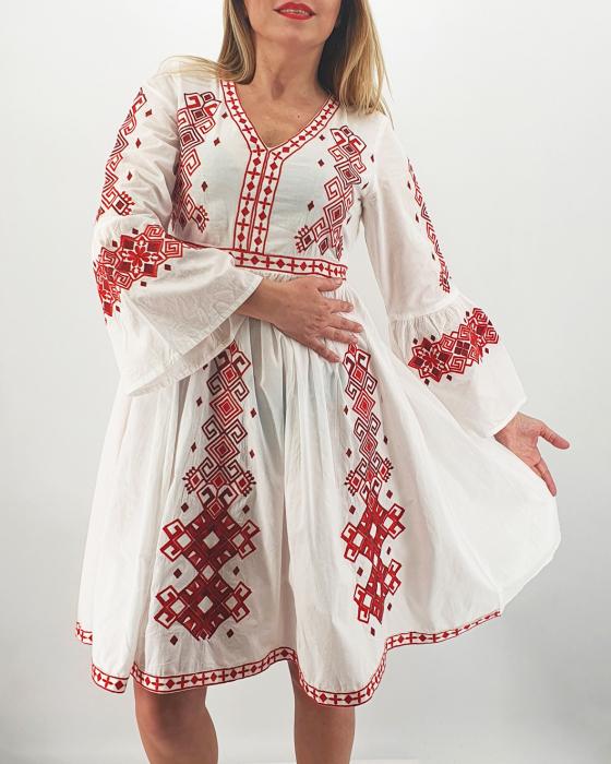 Rochie Traditionala Fiorela 16 1