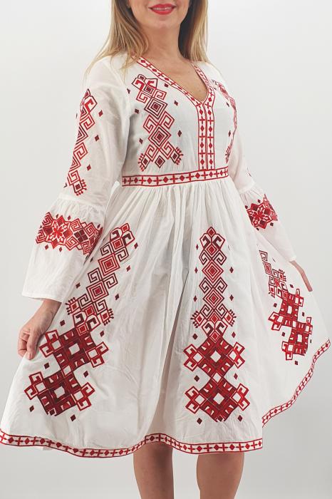 Rochie Traditionala Fiorela 16 3