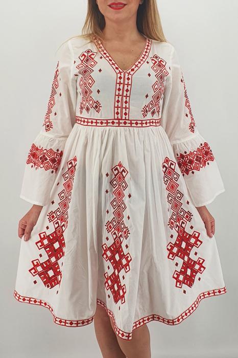 Rochie Traditionala Fiorela 16 0