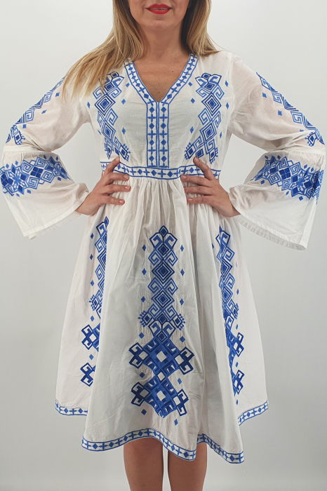 Rochie Traditionala Fiorela 17 1