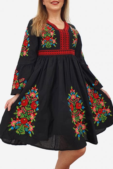 Rochie Traditionala Fiorela 14