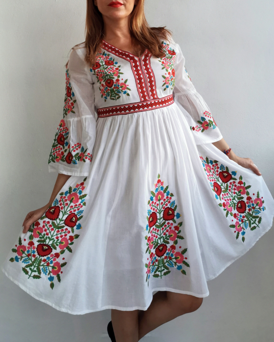 Rochie Traditionala Fiorela 3 0
