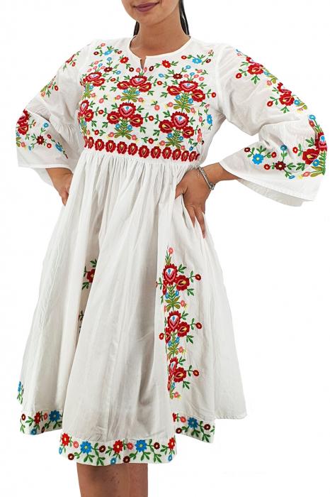 Rochie Traditionala Fiorela 10 2