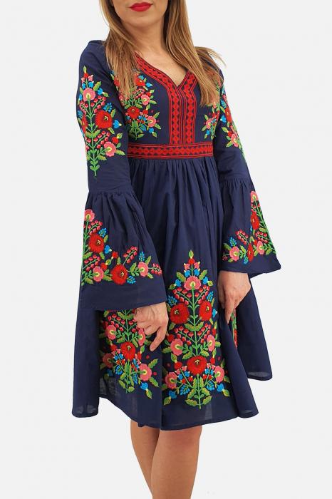 Rochie Traditionala Fiorela 6 1