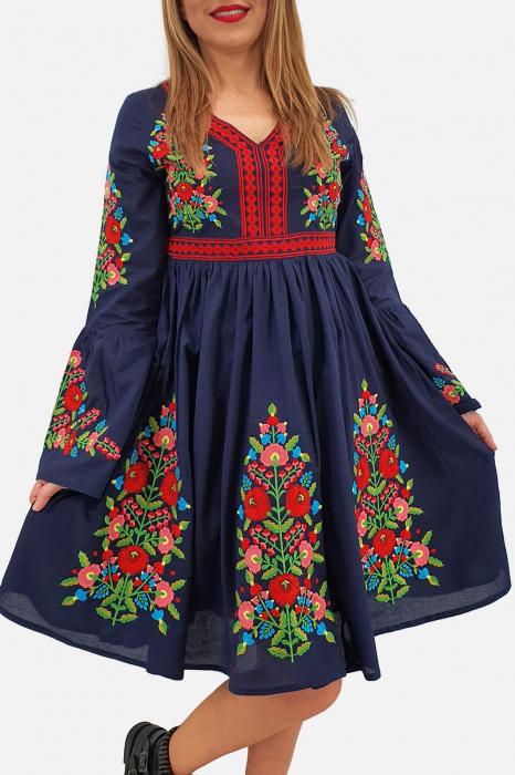 Rochie Traditionala Fiorela 6 0