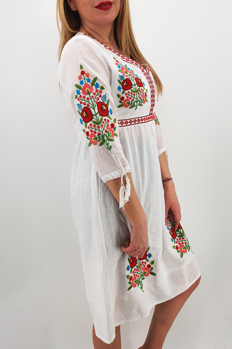 Rochie Traditionala Fiorela 8 3