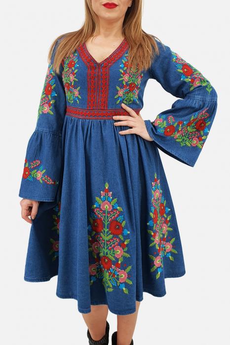 Rochie Traditionala Fiorela 7 1