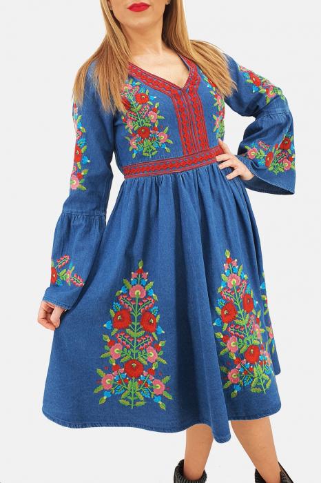 Rochie Traditionala Fiorela 7 2