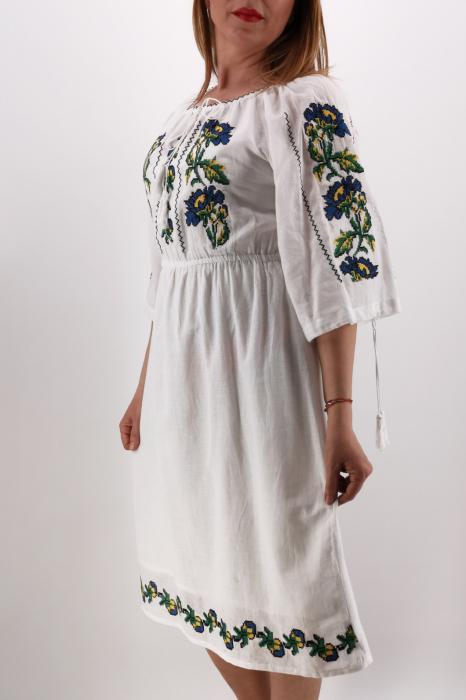 Rochie Traditionala Iliana 2 2