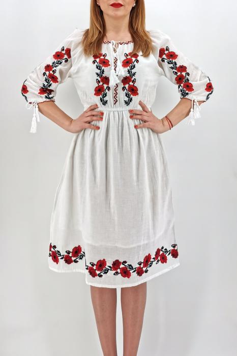 Rochie Traditionala Lacramioara 0