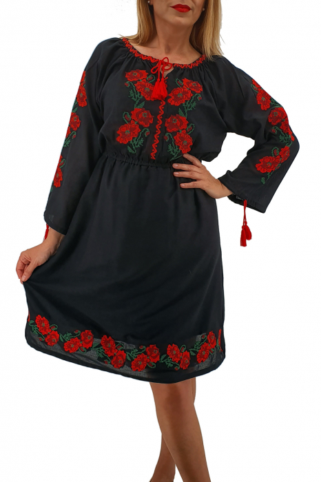 Rochie Traditionala Lacramioara 2 0