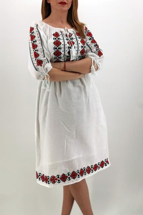 Rochie Traditionala Ivana 1