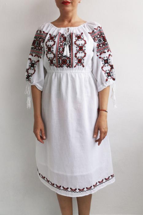 Rochie Traditionala Eleonor 2