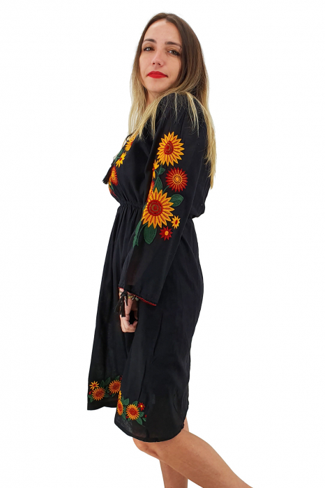 Rochie Traditionala Liliana 2 3