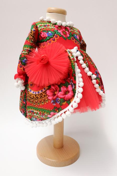 Rochita traditionala fetita Adela Maria 4 1