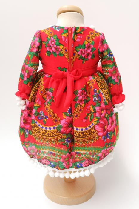 Rochita traditionala fetita Adela Maria 4 3