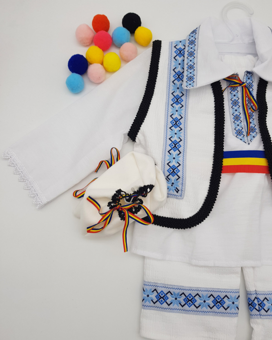 Rochita traditionala fetita Adela Maria 1