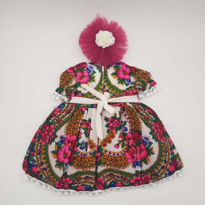 Rochita traditionala fetita Adela Maria 2 1