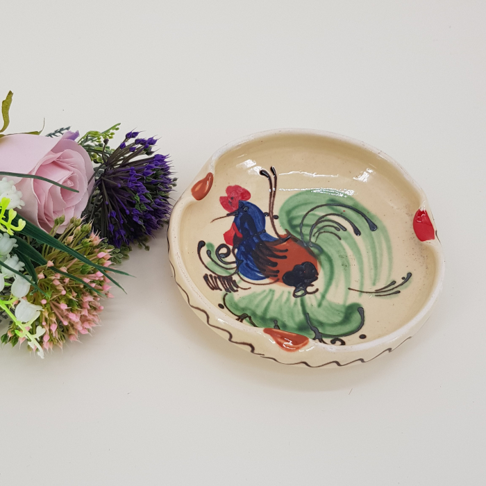 Scrumiera ceramica de corund 3 1