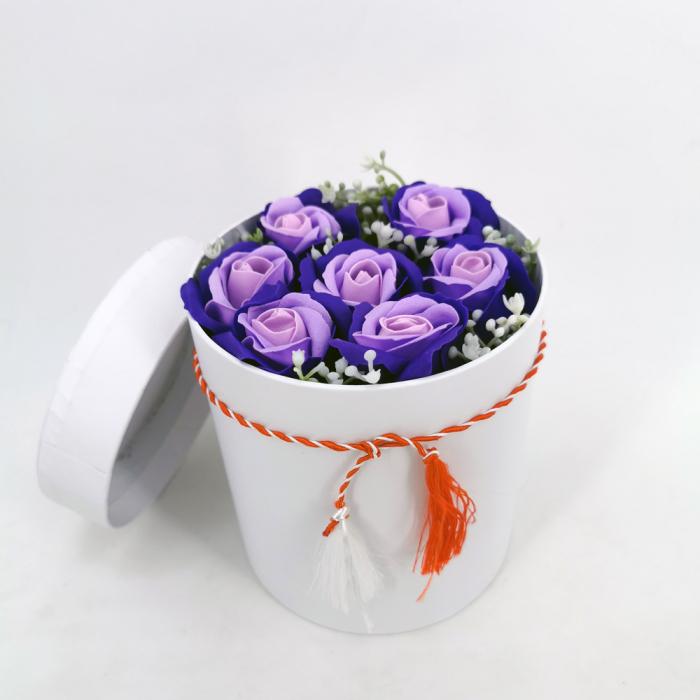 Set cadou – Trandafiri sapun 4 0