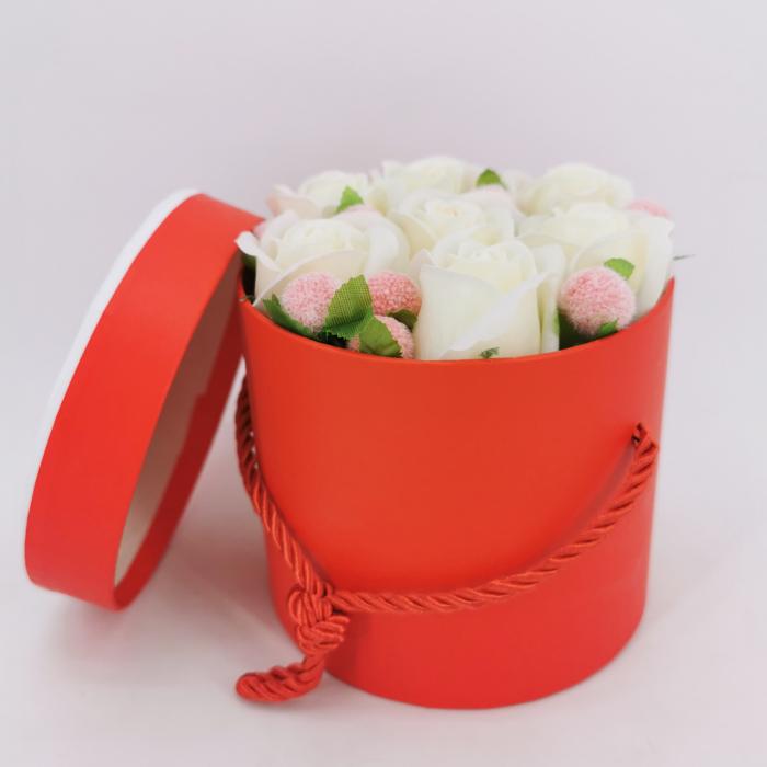 Set cadou – Trandafiri sapun 2 1