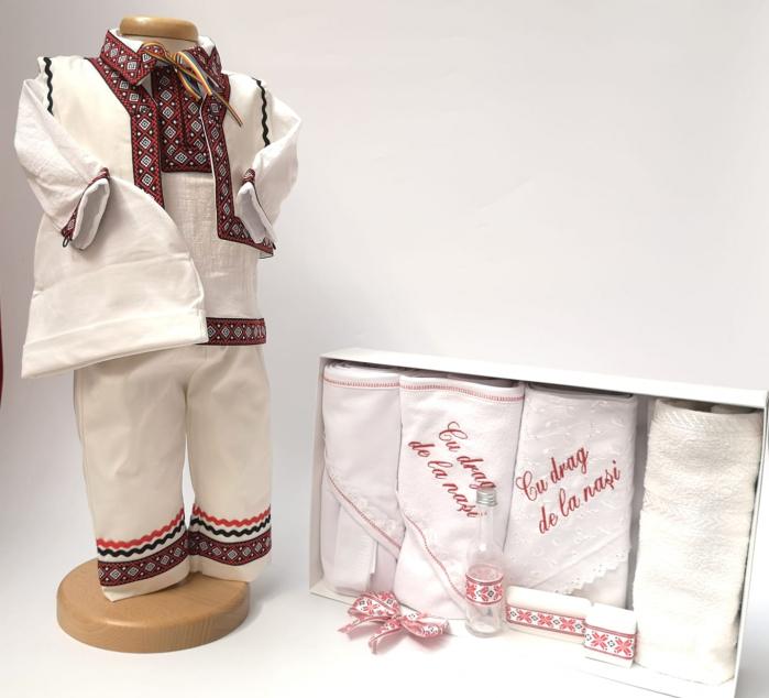 Set Traditional Botez Baiat - Costumas + Trusou baiat 3 0