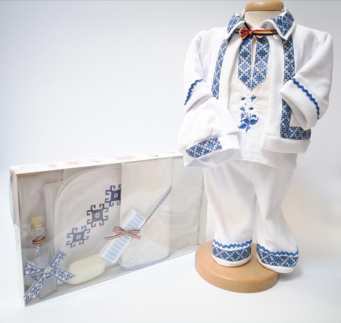 Set Traditional Botez - Costumas baiat Trusou baiat 3