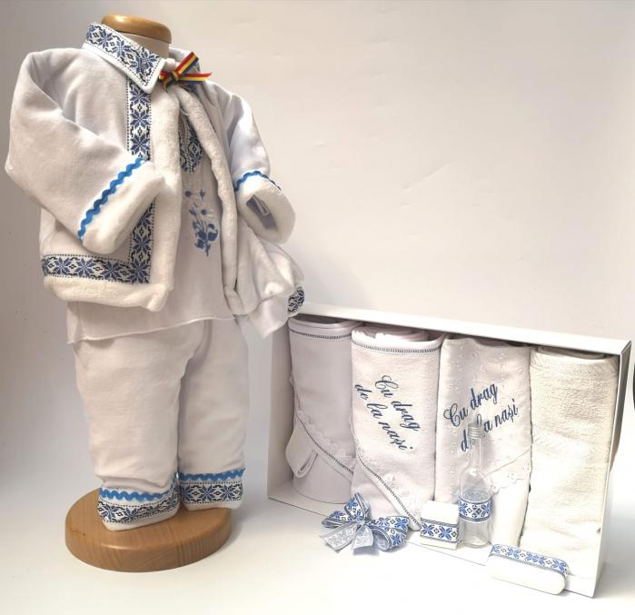 Set Traditional Botez Baiat - Costumas + Trusou baiat 0