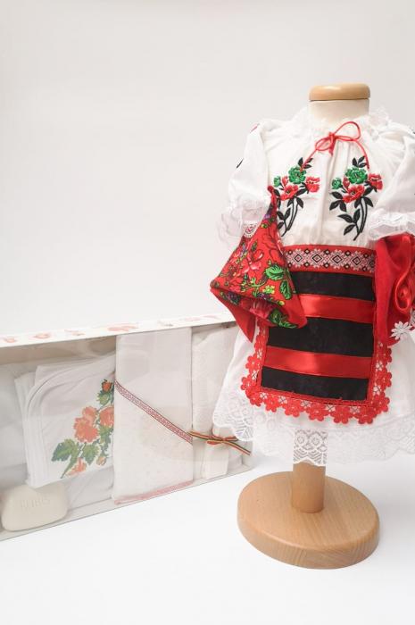 Set Traditional Botez - Costumas fetita/Trusou [0]