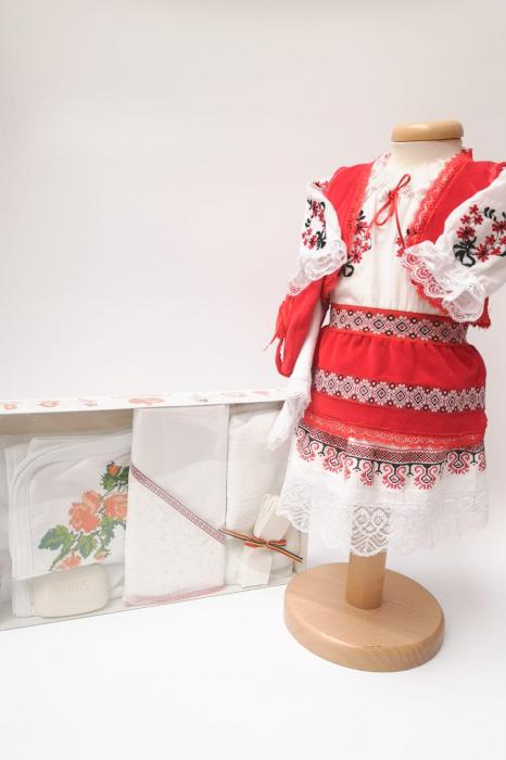 Set Traditional Botez - Costumas fetita/Trusou 3 [0]