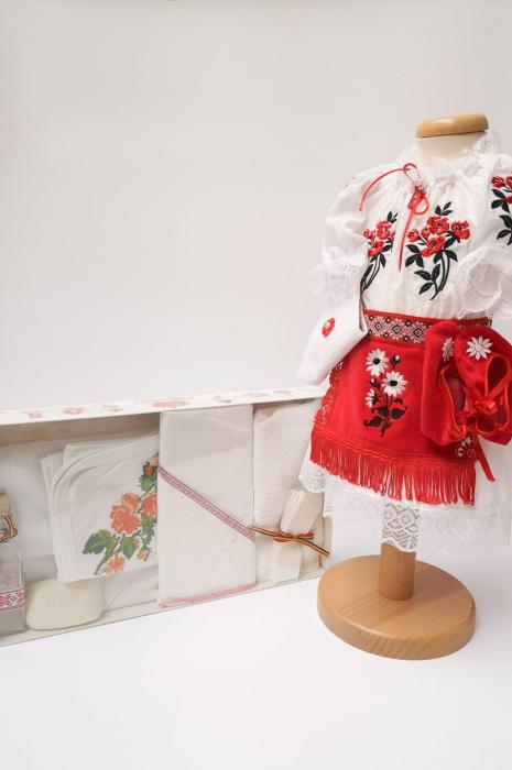 Set Traditional Botez - Costumas fetita/Trusou 2 [0]