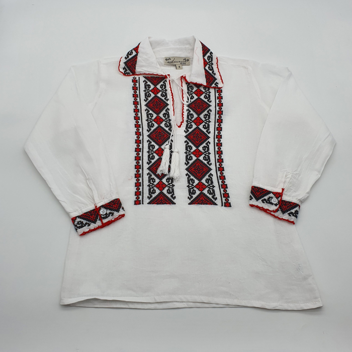Set Traditional - Camasa Tata / Camasa fiu Ronald 1