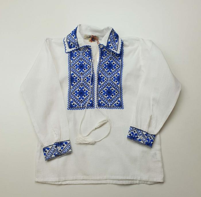 Set Traditional - Camasa Tata / Camasa fiu Victor 1