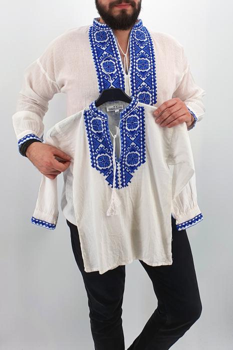 Set Traditional - Camasa Tata / Camasa fiu Marcel 0