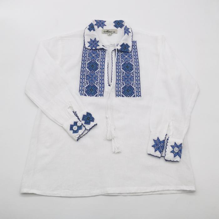 Set Traditional - Camasa Tata / Camasa fiu Manole 2 1