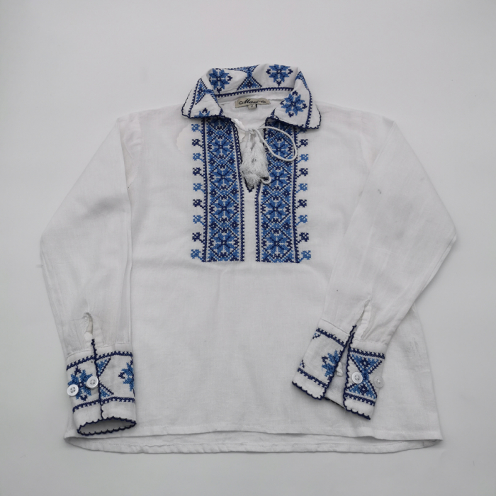 Set Traditional - Camasa Tata / Camasa fiu Catalin 1
