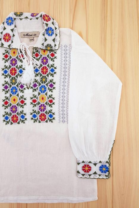 Set Traditional - Camasa Tata / Camasa fiu Cosmin [3]