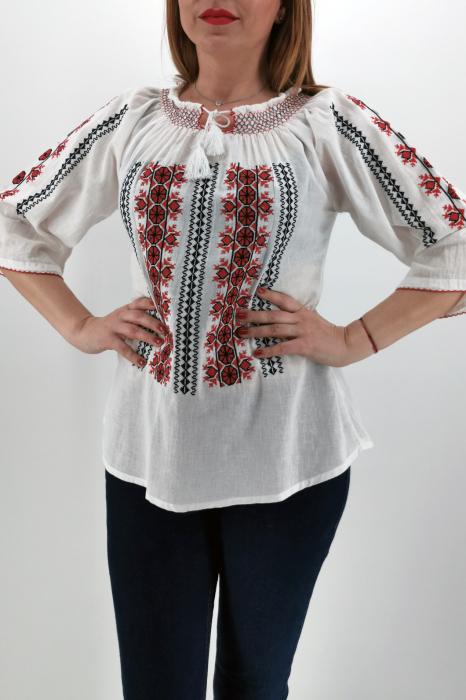 Set Traditional / IE Mama / IE fiica Flori 2 2