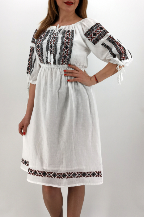 Set Traditional/Rochie traditionala Mama/IE Traditionala fiica 2 0