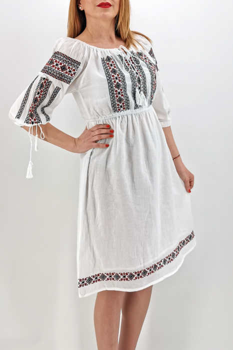 Set Traditional/Rochie traditionala Mama/IE Traditionala fiica 2 2