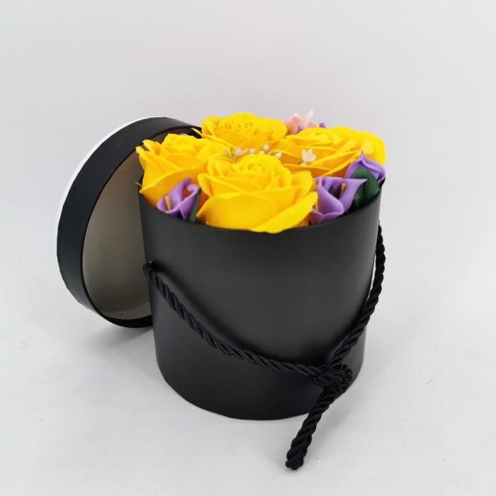 Set cadou – Trandafiri sapun 2