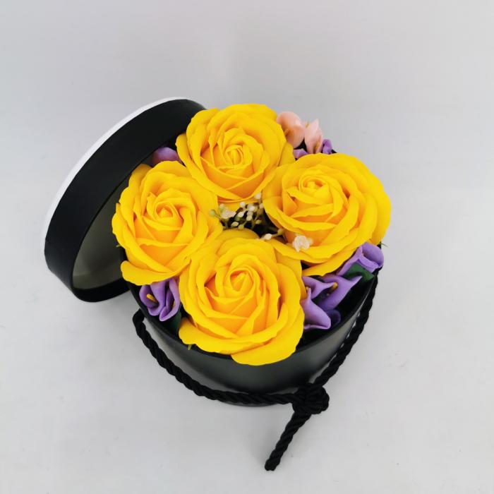 Set cadou – Trandafiri sapun 3