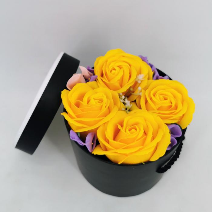 Set cadou – Trandafiri sapun 0