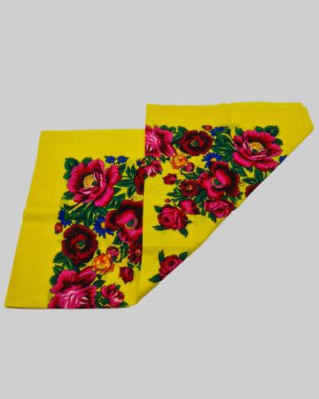 Batic Traditional cu Imprimeu Floral [1]