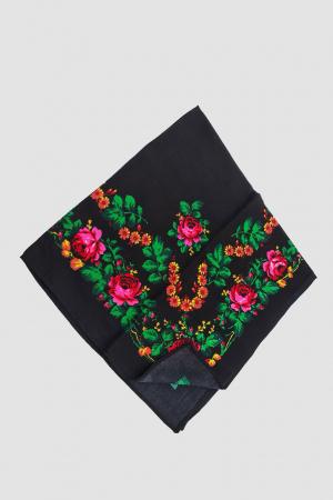 Batic Traditional cu Imprimeu Floral [5]