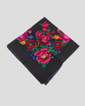 Batic Traditional cu Imprimeu Floral [6]