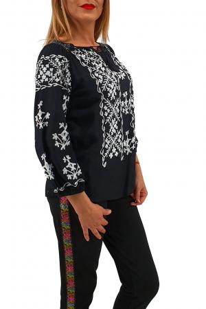 Bluza brodata Ane-Mari [2]
