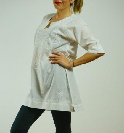 Bluza brodata manual Monalisa 31